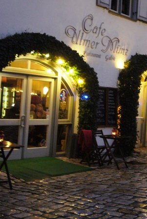 Cafe Ulmer Munz