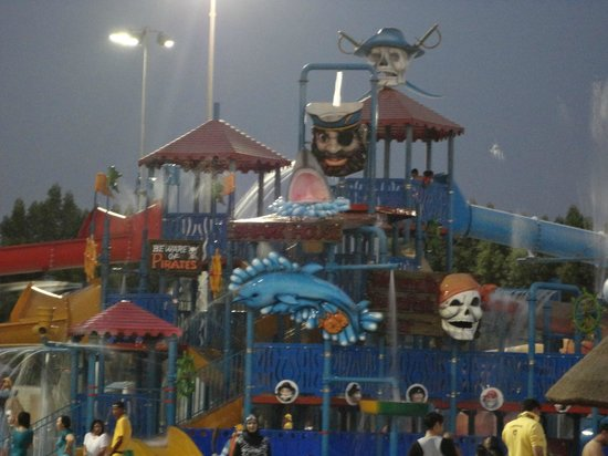 Aqua Park Qatar: Kids Area