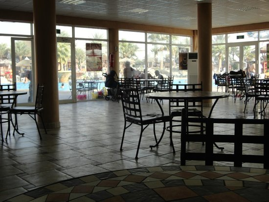 Aqua Park Qatar: Restaurant
