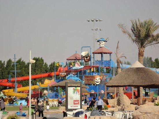 Aqua Park Qatar: Kids