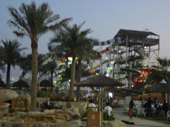 Aqua Park Qatar: Overall