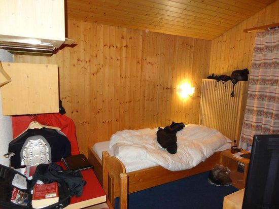 Hotel-Restaurant Banklialp: single room