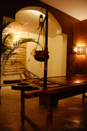 Ayurville - Ayurvedic Treatment & Spa