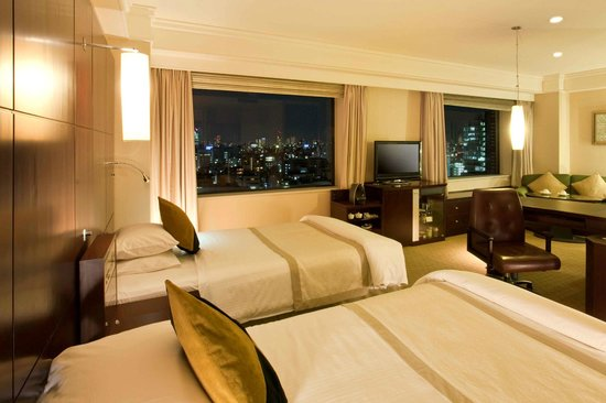 Royal Park Hotel: Executive Floor Deluxe Twin