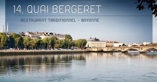 14 Quai Bergeret : Un point de vue exceptionnel sur l'Adour et Bayonne