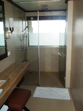 Tungi Lake Pavna: Bathroom Hotel Unit