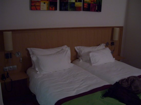 Hotel-Restaurant A l'Etoile - Logis: Chambre