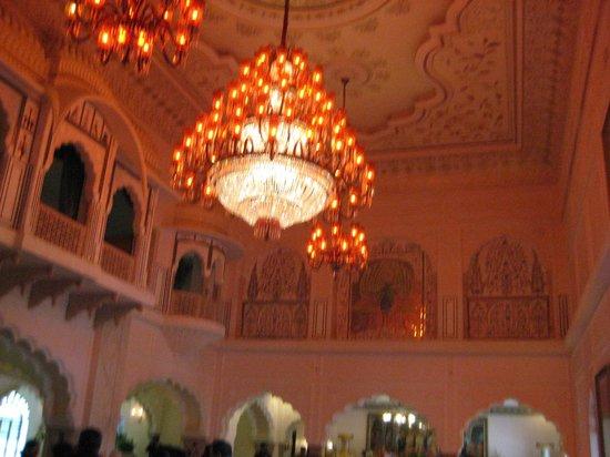 Shiva Ram Vilas: La hall