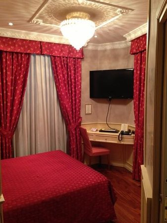 Al Viminale Hill Inn & Hotel: stanza 108