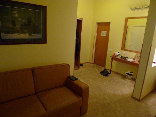 Roses Hotel: Вид на номер