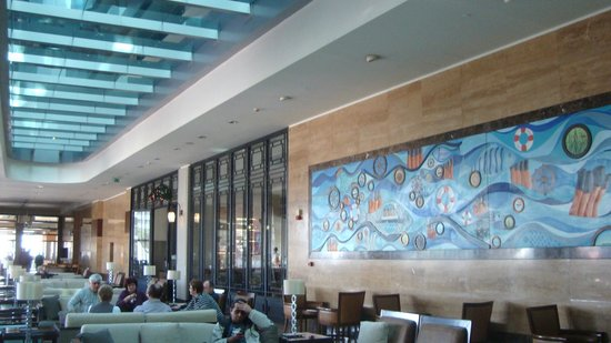 Titanic Beach Lara Hotel: alter Speisesaal
