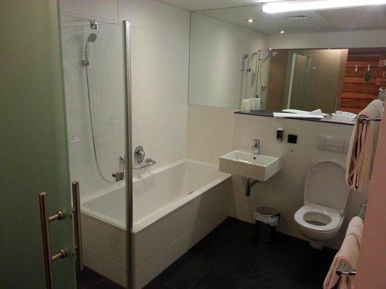 Hotel-Gasthof Löwen: Badezimmer in den Exlusiv-Zimmern