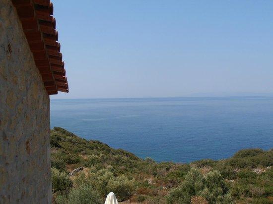 Katikies Manis: view