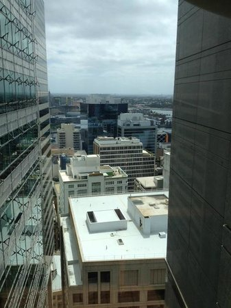 The Westin Sydney: 5 Star View?
