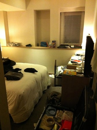 Ginza Hotel: Room