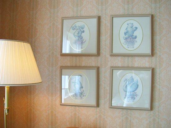 โรงแรมดิสนีย์แลนด์: Disneyland hotel