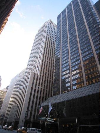 The Westin New York Grand Central: L'Hôtel