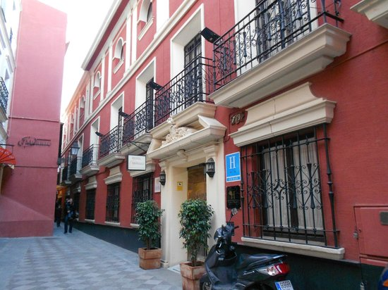 Hotel Murillo: entrata