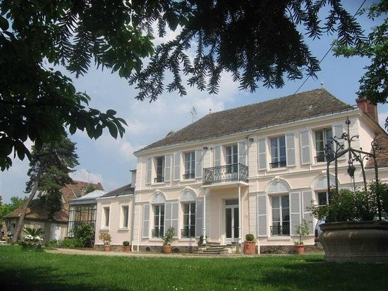Le Clos Saint Nicolas : Three very comfortable rooms on the upper floor