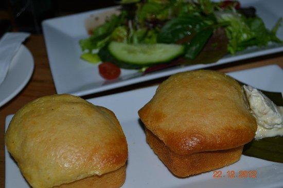 Negril Village : Cornbread