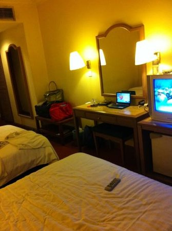 Prescott Hotel Kajang : Quite small but ok if you dont have too many things