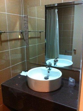 Prescott Hotel Kajang: toilet