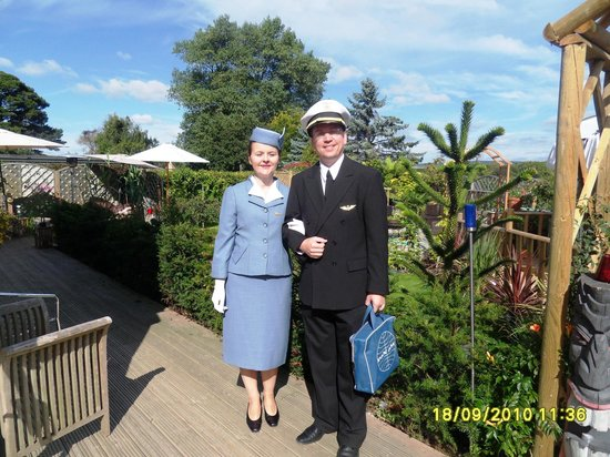 The Boathouse Bosham: Goodwood Revival - Always Special