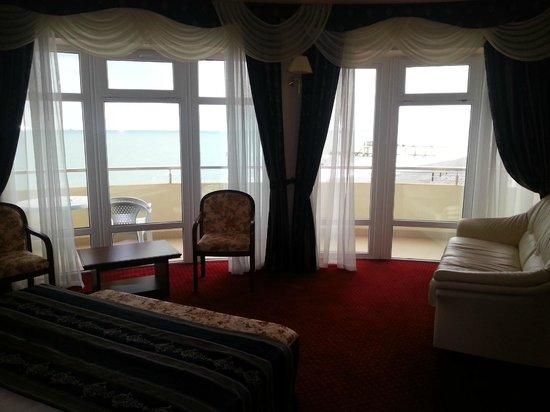 Lazur Beach Hotel: The Best landscape
