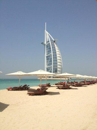 Jumeirah Dar Al Masyaf at Madinat Jumeirah: Beach!