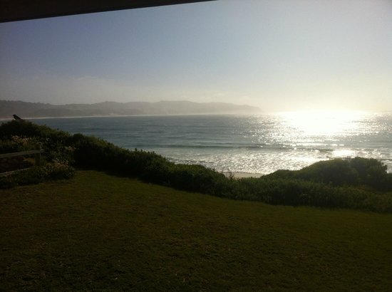 Buffalo Bay: View from home next to the beach