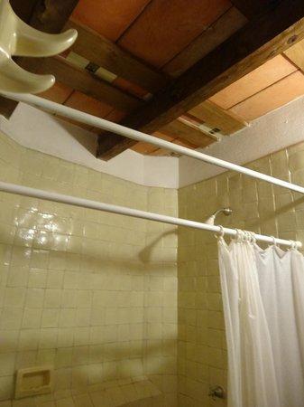 Hotel Real Guanajuato: Il bagno