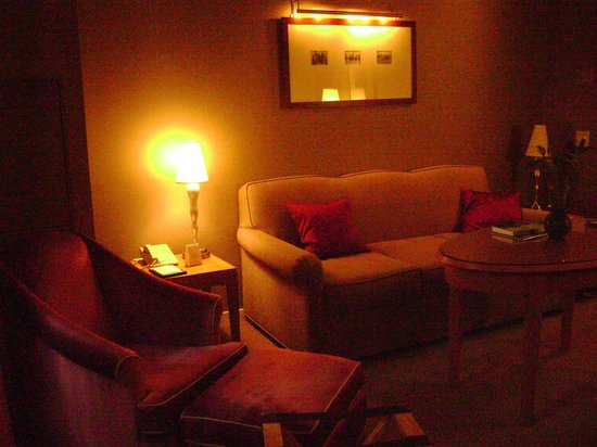 Hotel Giraffe by Library Hotel Collection: lounge
