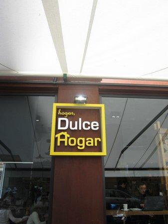 Hogar Dulce Hogar : exterior