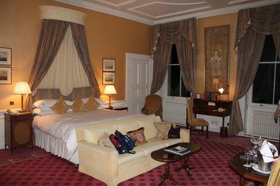 Cliveden House: Westminster Bedroom