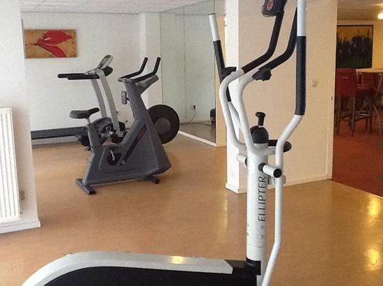 Apart Hotel Randwyck: salle de sport
