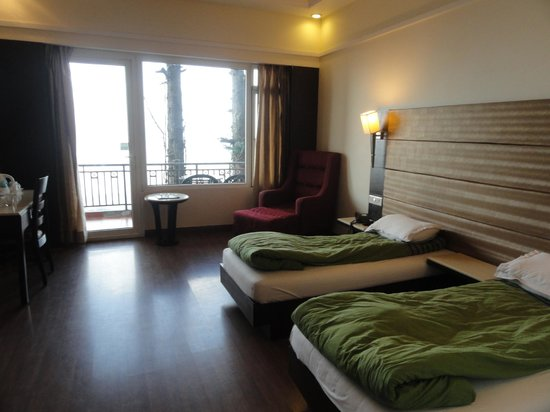 Grand View Hotel: Luxury room in new wing