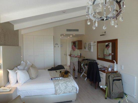 Harbour House Hotel: Bedroom suite