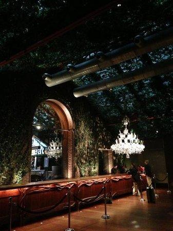 هادسون نيويورك سنترال بارك: lobby 