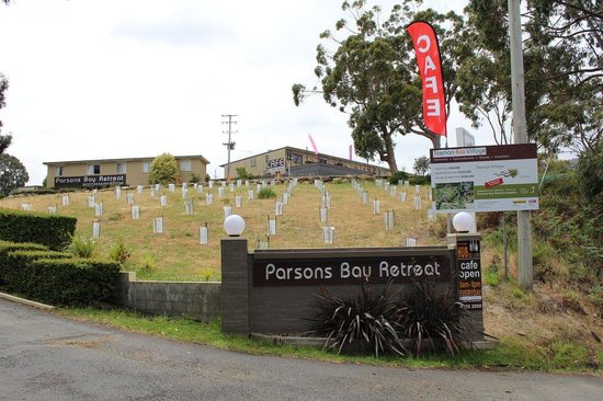 Parsons Bay Retreat : Parson's Bay Retreat - December 2012