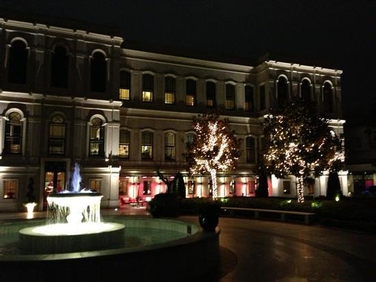 Four Seasons Istanbul at the Bosphorus: FS on the Bosphorous