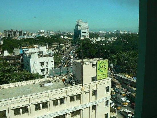 Courtyard by Marriott Chennai: Vue du 7eme étage