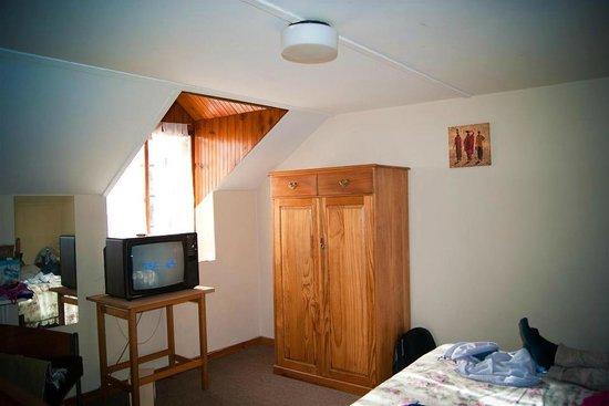 Dunn's Castle Guesthouse & Conference Centre : Loft Room