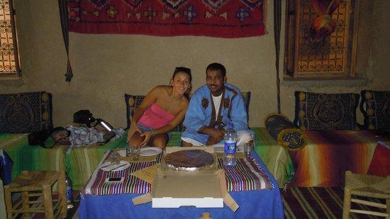Auberge Sandfisch: la pizza marocchina