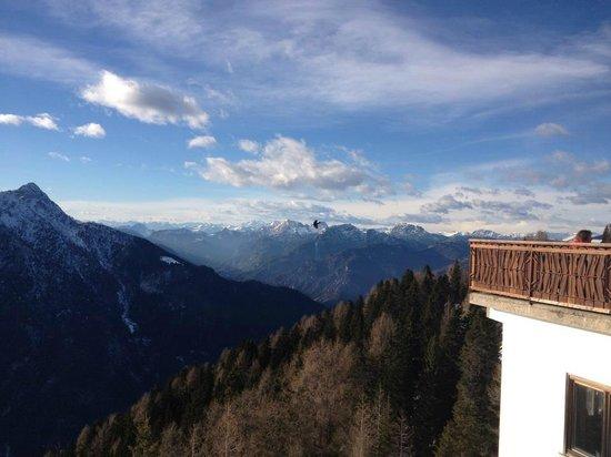 Mt Lussari: Monte Lussari