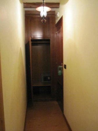 Hotel Pazos Alba: Habitación