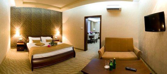 Suite room - bedroom