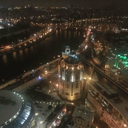 Swissotel Krasnye Holmy Moscow: Room with a view