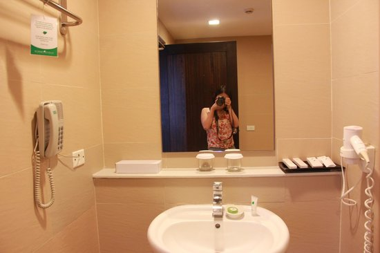 Summit Ridge Tagaytay: bathroom