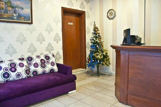 Ruyam Otel: Lobby