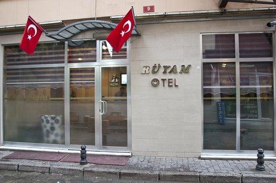 Ruyam Otel: Hotel Exterior